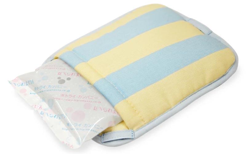 赤ちゃん用保冷シート